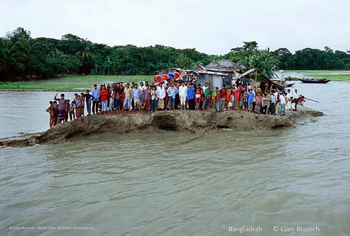 Bangladesh Village Edge BRAASCH