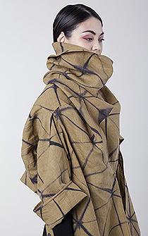 Amy Nguyen – natural materials, zero waste garments