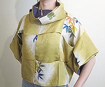 Yoshiko Komatsu – reused antique silk